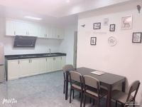 出租海上明月89平方2室2厅1卫。精装修拎包入住。租金3万。