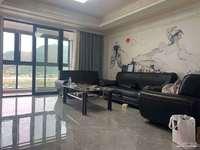 出租运河花园143平,三室精装修年租5.3万
