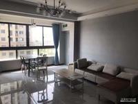 出租悦城花苑90平两室一厅精装修,年租3.8万