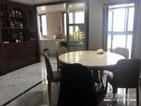 出租水深紫金园3室1书房2厅2卫带车位面积160平方 精装修年租金7.8万