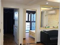 出租水深紫荆园朝南精装两室一厅,进来看图,年租4万