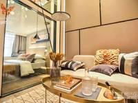 蝴蝶广场海底捞马上开业公寓56平两层实际90平首付三十万起