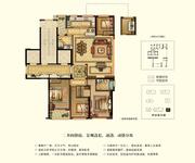 4室2厅2卫·165M²