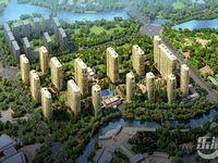 绿城玫瑰园中层89平边套急售130万可随时看房高品质邻居小区配套篮球场 游泳池