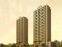 绿翠豪庭高层 南虹对面 132平方证过二年,户型方正,靠近中心公园,市政府