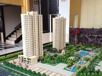出售绿翠豪庭 131平方 边套 三面窗 豪华装修 285万 毗邻南虹广场