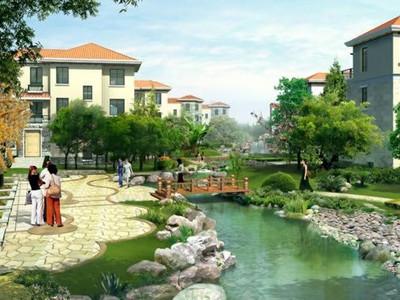出售上海花园独栋毛坯位置非常好349平花园很大价格1200万
