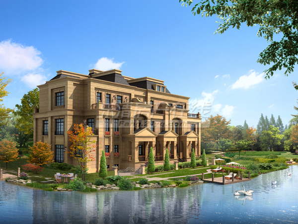 正大城排屋,540平,前后大花园,紧邻正大城,售价700万