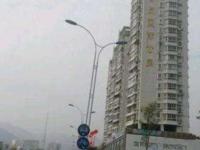 世贸国际公寓182平精装修东边套 户型方正 南虹广场