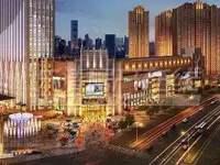 南虹广场超高层俯视整个乐清 赠送面积多 精装交付 买一层送一层 乐清正中心