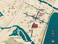 中梁御府129平195w,河边看景新七小学区,新体,清河公园