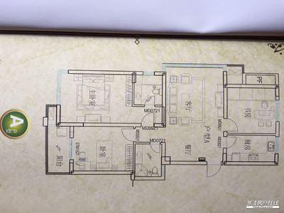 海上明月 南区 89平 17楼 11500元 平 实验小学学区