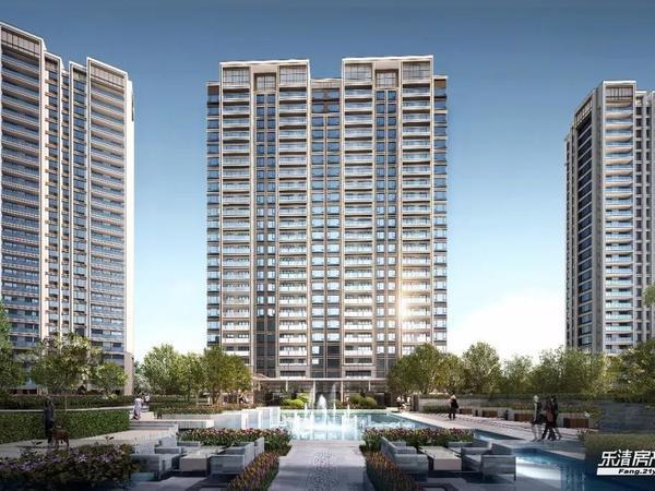 富利中央公园中高层170平大五房四开间朝南一手房免中介费不了解一手的房免费咨询来