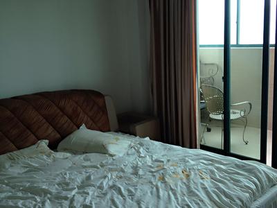 出租西门乐湖花苑商品房95平方独门独园现代清爽装修