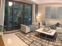 富力中央公园 专售富力 一手楼盘145平中层精装修4房团购价无介绍费