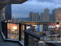 国宾一号 毗邻南虹广场 两室套房 独立客厅 带阳台 拎包入住