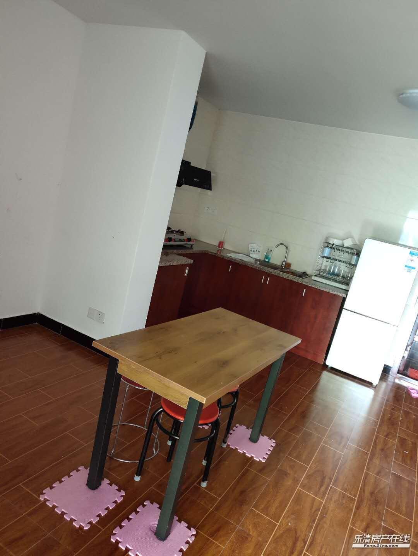 柳市新城大厦出租,两室两卫一厅