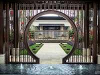 乐清府滨海区高端小区140平采光视野无挡实验小学 看湿地公园