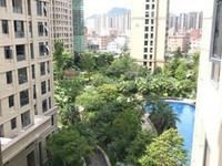 东禾紫金花园 175平280万 精装修 大阳台 小区内带泳池