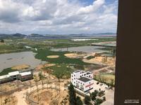 海上明月151平毛坯148万看湿地公园,新学区房。