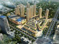 虹桥天元广场餐饮商铺总价80万起层高6米住宅首付50万起