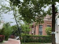 上海花园独栋,340平,1350万,毛坯,电联看房