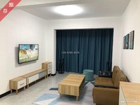 出租 绿城玫瑰园 2室1厅1卫 90平 年租5万