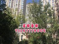 超直豪装悦荣府高层89平,实得面积109平,视清河公园七小校区