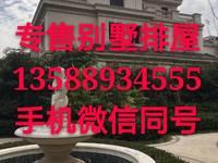 中驰湖滨408平排屋边套,798万,证满五年,实用面积600平,就读新七小