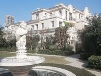 海德公园别墅中间套,298平价格1100万,可小刀,花园面积大,新七小,可按揭