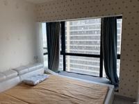 出租:緑城玫瑰园 3室1厅2卫 5.5万一年,家具电器齐全