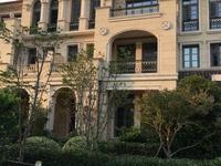 胜华嘉园联排别墅415平边套,特价680万门口大花园就是市体育馆学校新实验