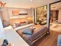 蝴蝶广场 3室2厅2卫精装修 高端品质 50 LOET小户型买一送二首府30万起