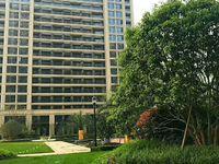绿城玫瑰园低层商品房89平方三朝双阳台小区绿化优美。有证件。精装修。