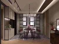 国宾一号中高好楼层 137平精装修花费60多万 现因房东工作调动忍痛出售