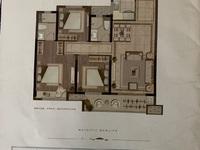 出售中梁新地 暂无推广名 3室2厅2卫108平米165万住宅