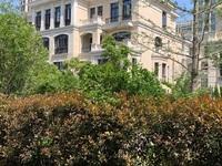 海德公园联排别墅420平5层1900万边套大花园4车位地下室可做2层