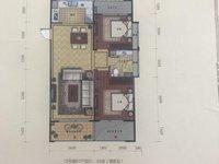 出售绿城玫瑰园2室2厅2卫89平米170万住宅