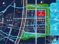 恒大都汇华庭交通图