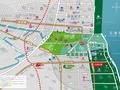 金地公园上城交通图