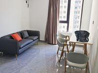 出租置信 翡翠府1室1厅1卫一厨50平米3000元/月住宅