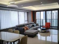 出售富力中央公园 商品房149平方好楼层 397万精装修,大阳台大飘窗