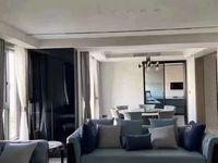 出售富力中央公园一期 新房边套149平方精装修,4室二厅二卫一书房大阳台大飘窗