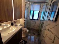 出售富力中央公园商品房135平方精装修,朝南大阳台宽敞飘窗,好户型,实验学区