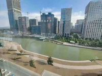 出售富力中央公园一期前排中央绿铀150平方好楼层 精装修,大阳台大飘窗